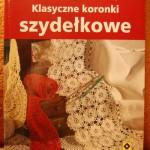 Klasyczne koronki szydełkowe – książka