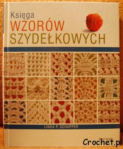 Księga wzorów szydełkowych - książka