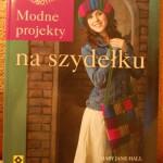 Modne projekty na szydełku – książka