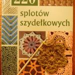 220 splotów szydełkowych – książka