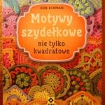 Motywy szydełkowe, nie tylko kwadratowe – książka