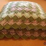Bavarian crochet – poduszki