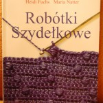 Robótki szydełkowe – książka