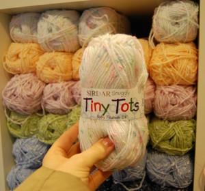 włóczka Tiny Tots - Sirdar - opinie