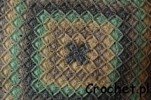 bavarian crochet - poduszki