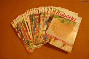 Diana Robótki magazyn