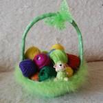Wielkanocny koszyczek ;)