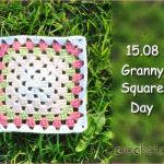 Granny Square Day – Dzień Babcinego Kwadracika