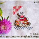 """Sal """"Tea time"""" w Haftach Agaty – część 1 !!!"""
