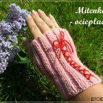 Mitenka – ocieplacz na nadgarstek
