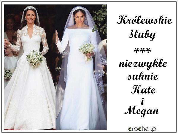 ślub Meghan Markle I Księcia Harryego Szydłkowanie I Druty