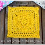 Projekt: 100 lat Polsko! na szydełku