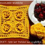 100 lat Polsko! na szydełku – puszczanie wianków