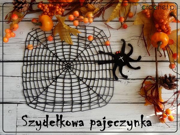 Szydełkowa pajęczyna