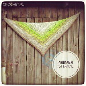 GrindaMal Shawl